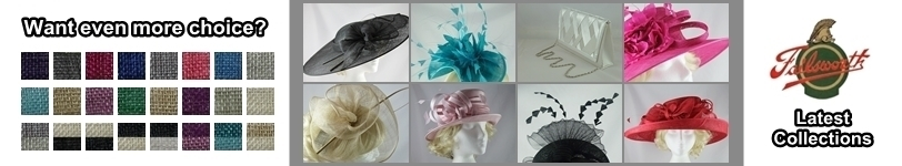 Latest Millinery Collections Banner